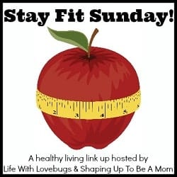 Stay Fit Sunday {new fitness link-up}