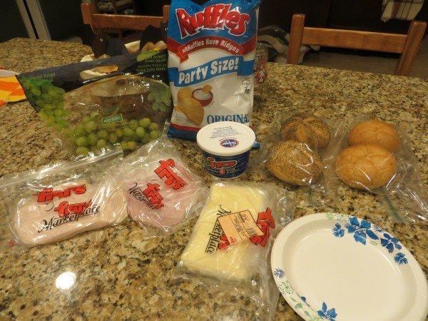 #motherfunny girls night in food #NickMom