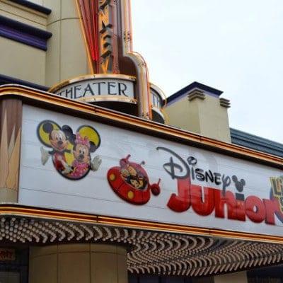 Top Ten Tuesday: Trip to Disneyland!