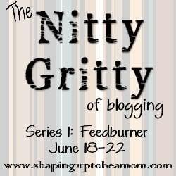 Nitty Gritty: Feedburner Day Two