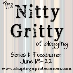 Nitty Gritty: Feedburner Day Five