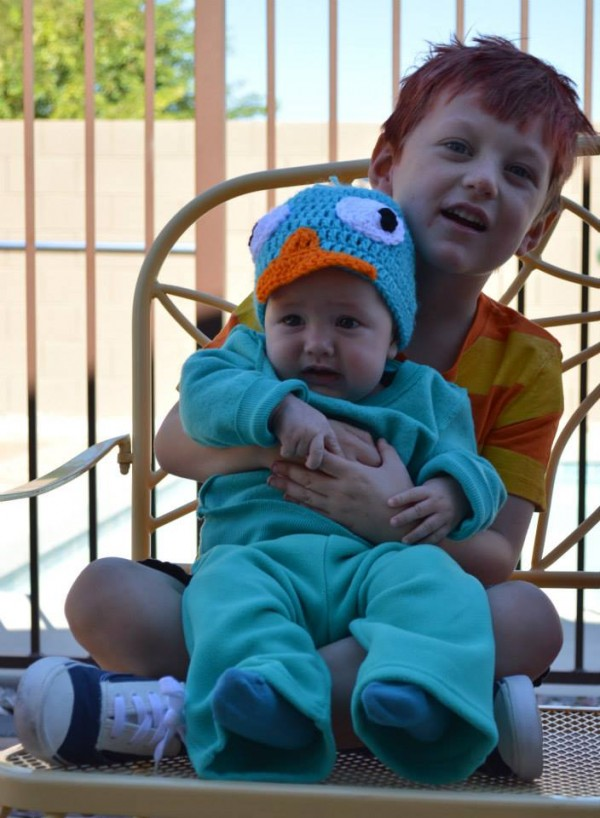 Phineas and Perry Costumes