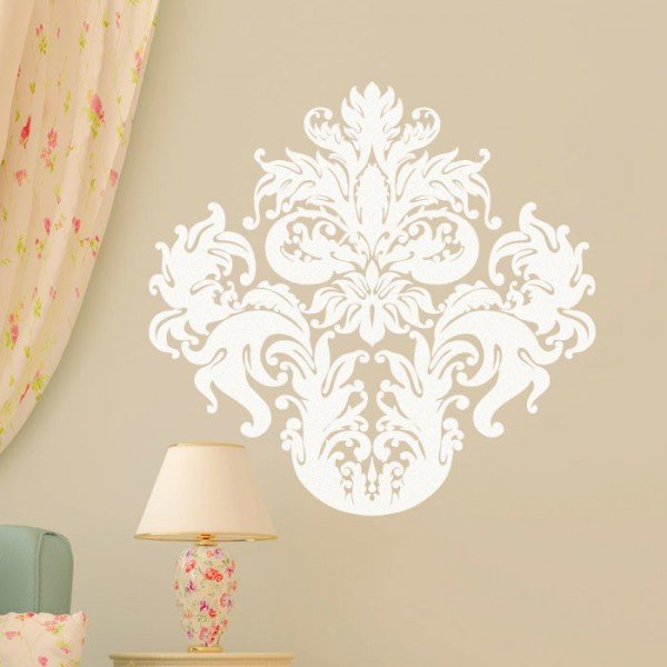 damask2 from cozywallart.com