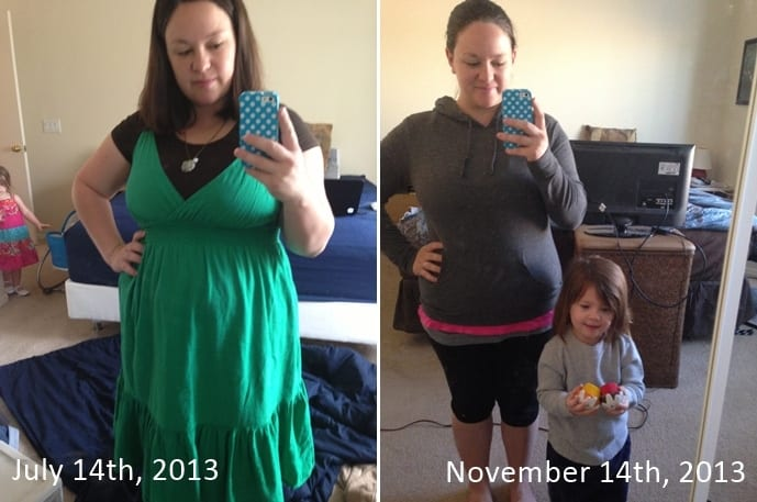 four months without sugar