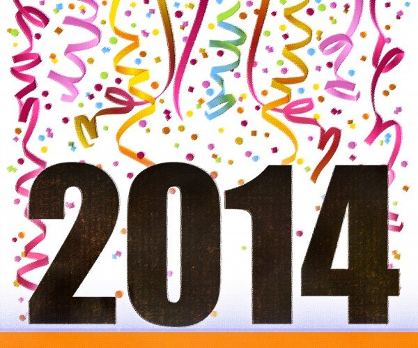 Hello 2014, Goodbye 20s!