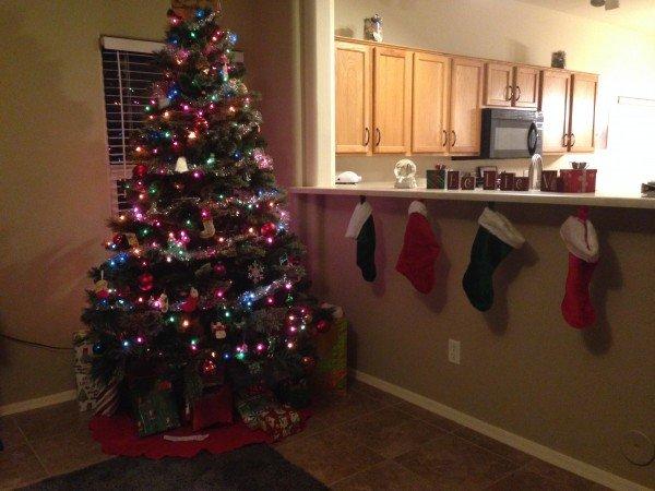 tree stockings
