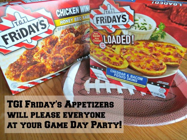 Include the kids in your football party! #TGIFGameDay #shop