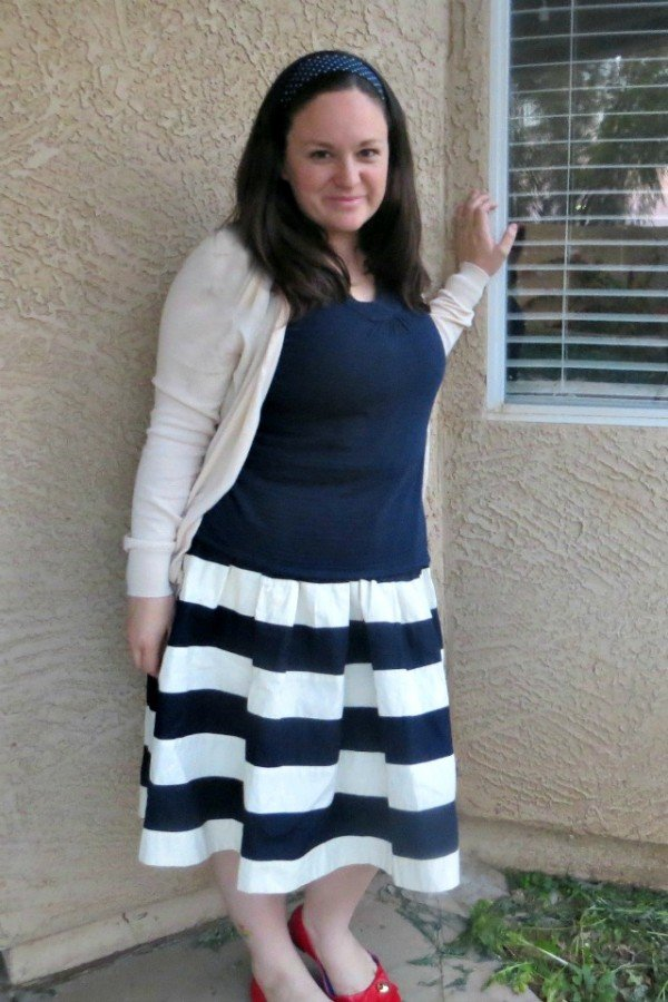 nautical outfit