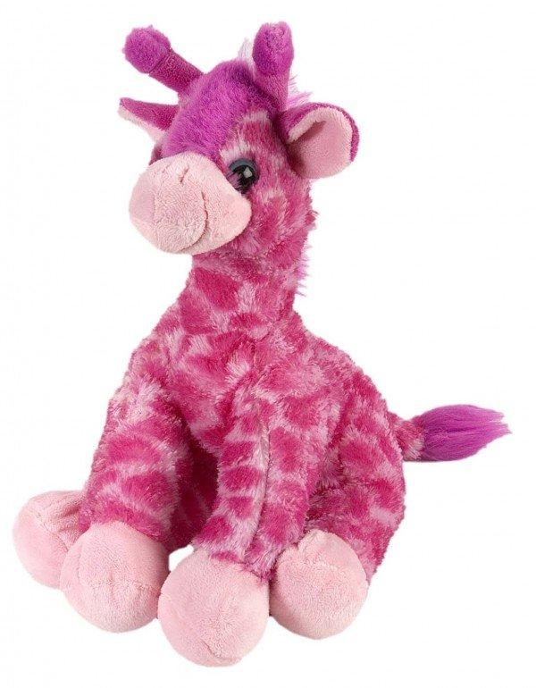 nessa pink giraffe