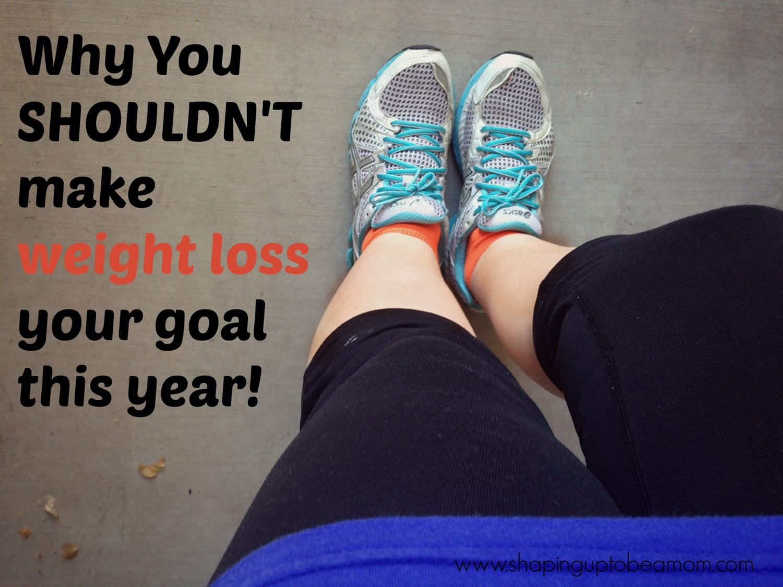 weight loss goal