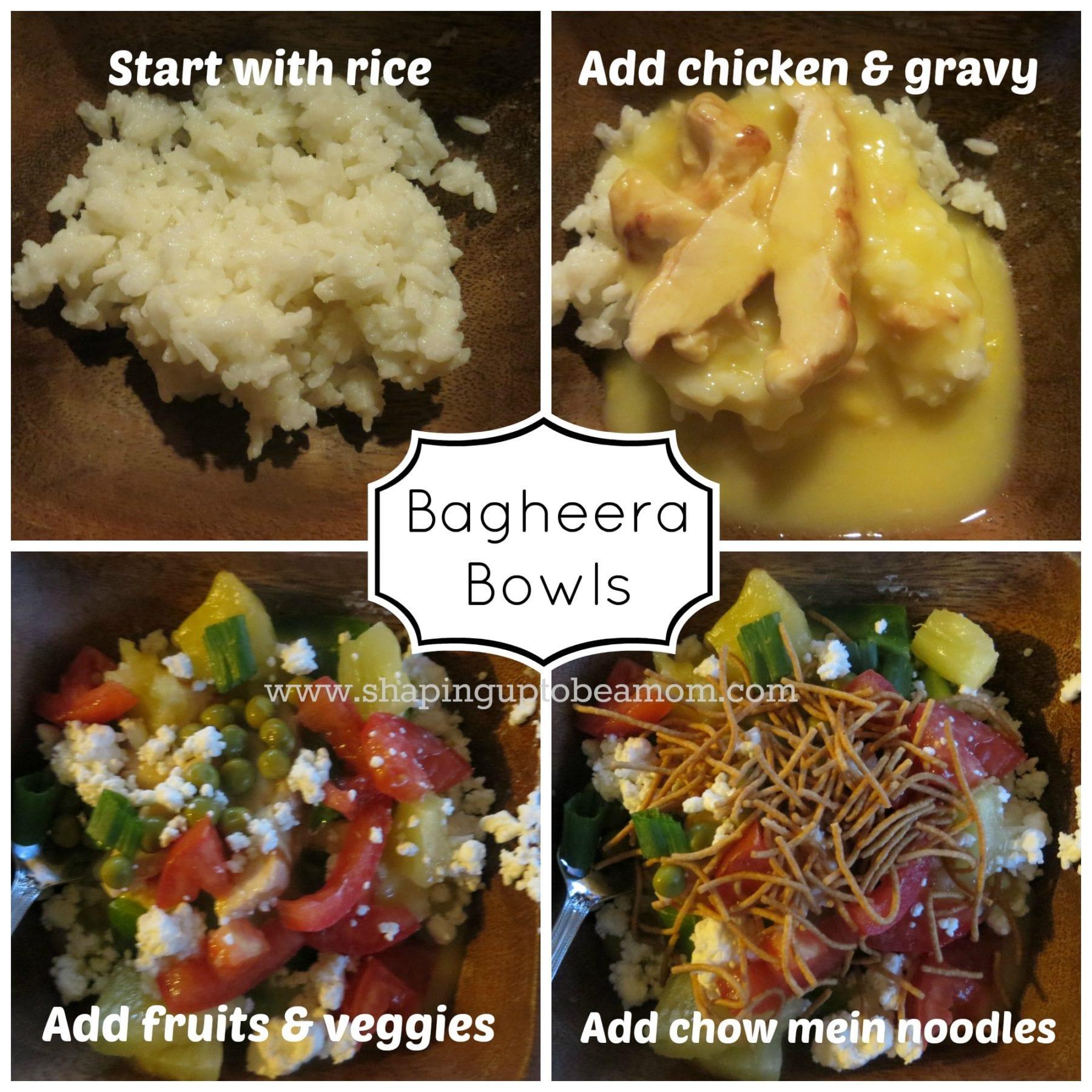 Bagheera Bowls recipe