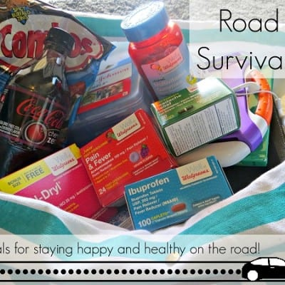 Road Trip Survival Kit: Relieving Pain and Allergy Issues on the Road