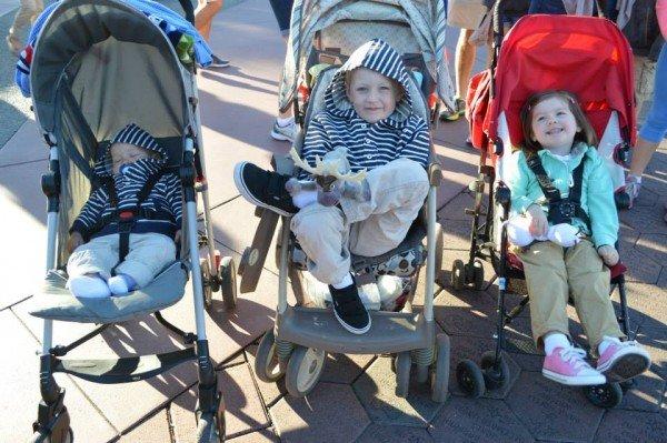 stroller brigade