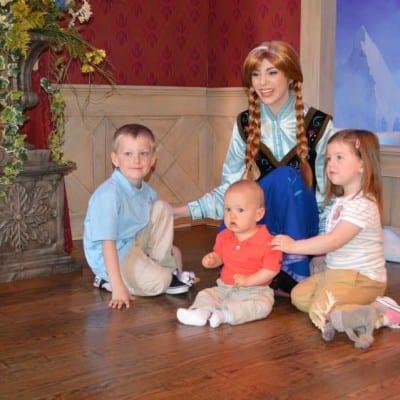 Show Choir Competition & Disneyland Trip 2014