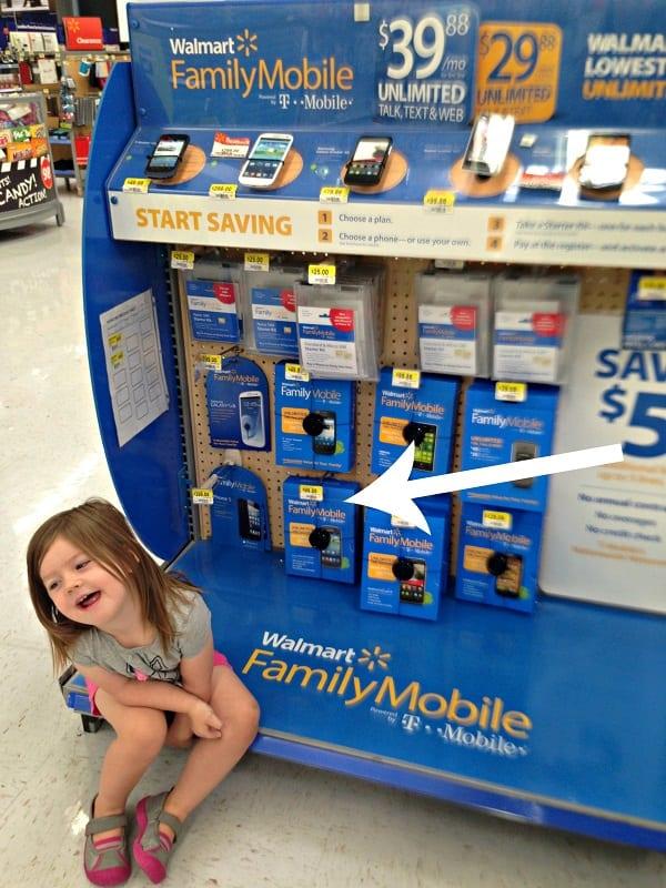 walmart family mobile #FamilyMobile #shop