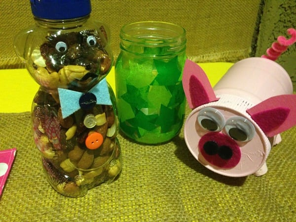 Party In A Jar creations