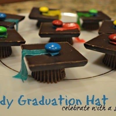 Kindergarten Graduation & Candy Graduation Hat