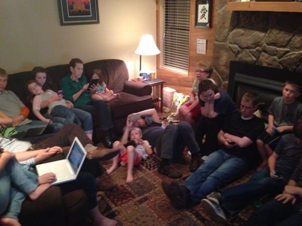 digital-scripture-reading  #FamilyMobile #shop
