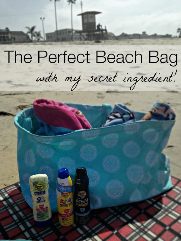 The Perfect Beach Bag #BBBestSummer #shop
