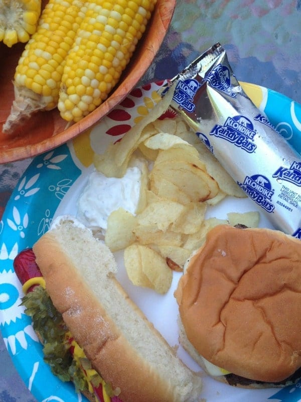 cookout-food