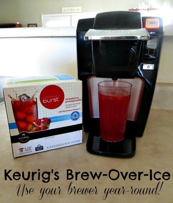 Keurig's Brew-Over-Ice Varieties #BrewOverIce #BrewItUp #shop