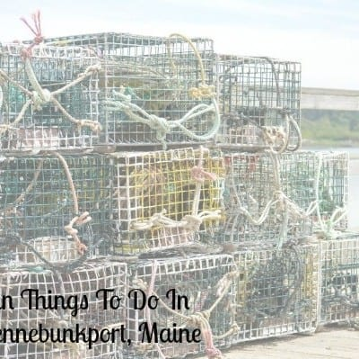 A Day In Kennebunkport, Maine #TenneyTravels