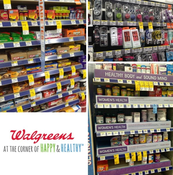 Walgreens healthy choices #BalanceRewards #shop
