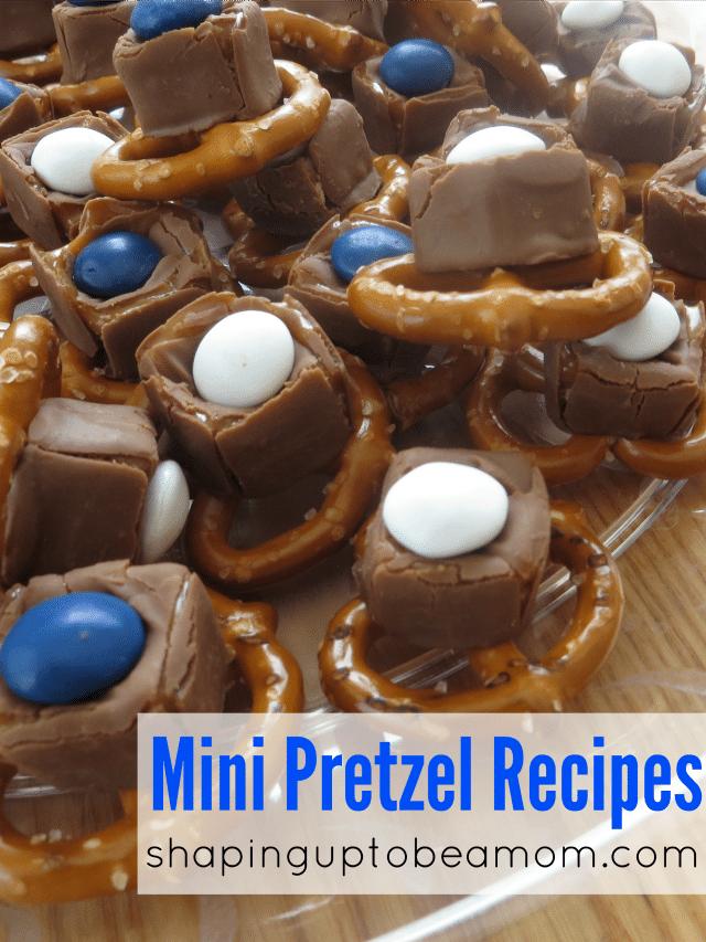 Mini Pretzel Recipes