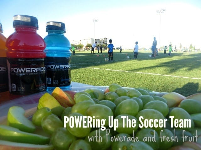 Powering Up The Soccer Team #CollectiveBias #shop