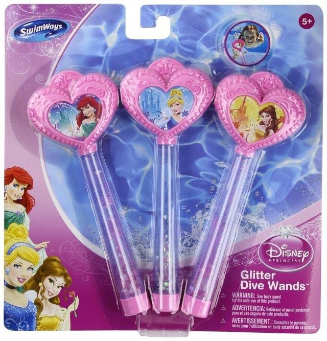 Princess Wand Dive Sticks #DisneyToys