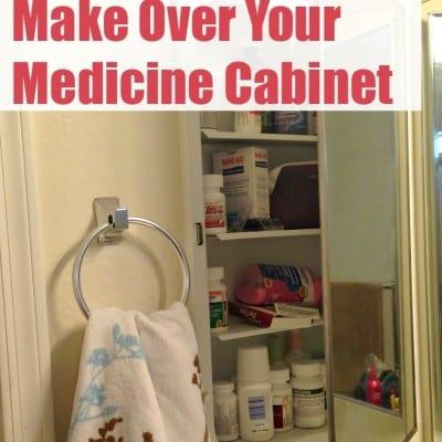 Make Over Your Medicine Cabinet for Flu Season