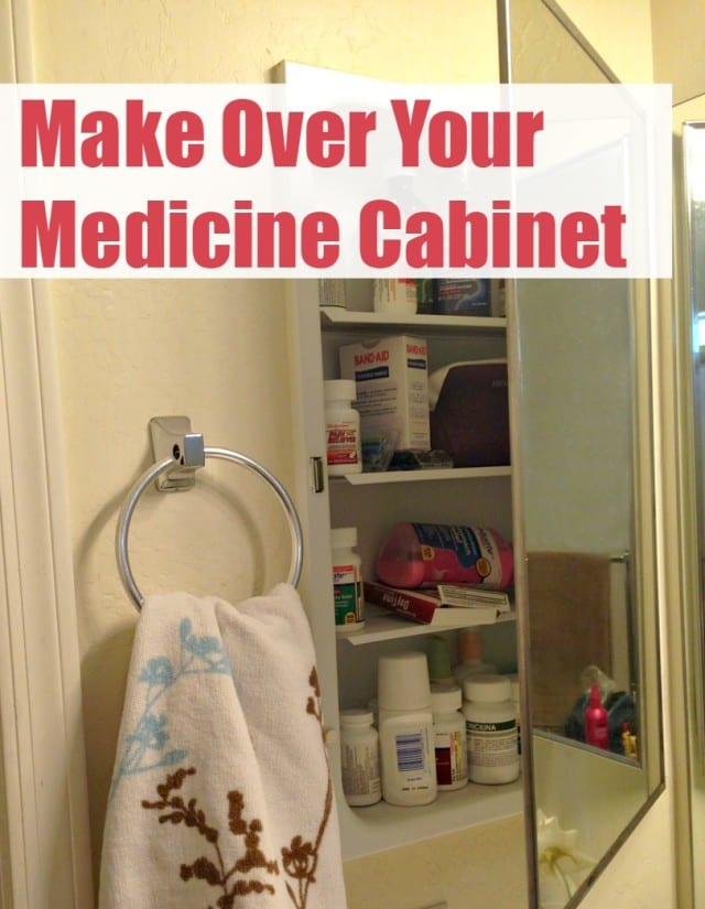 Make Over Your Medicine Cabinet #SimplyHealthy #shop