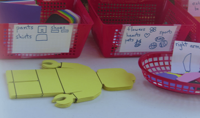 Lego Man Party Activity #LegoPartyIdeas