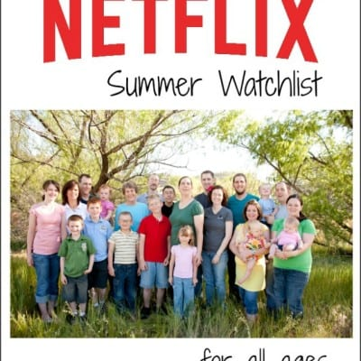Your Summer Watchlist #StreamTeam