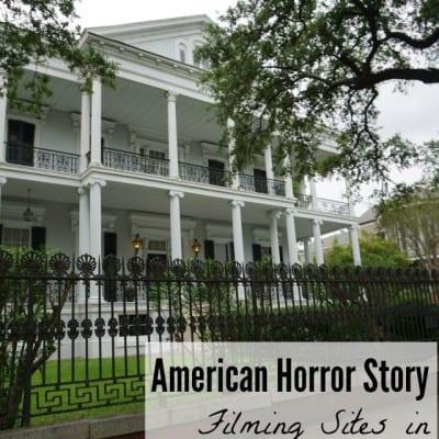 American Horror Story Sites in New Orleans #StreamTeam