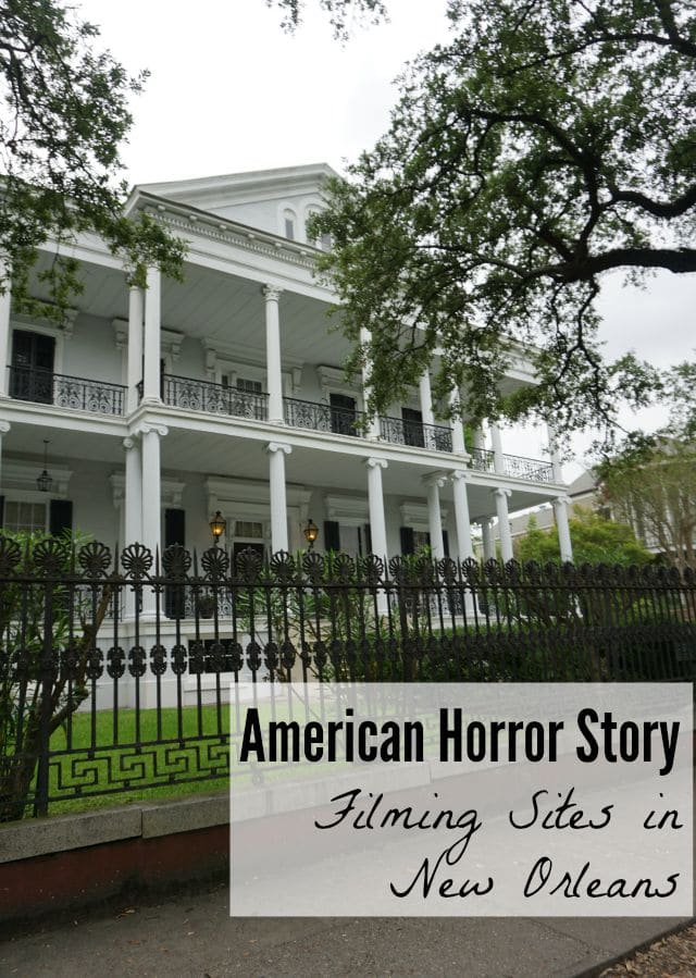 New Orleans Horror Tour