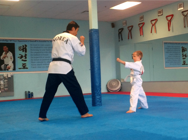 carter-tae-kwon-do