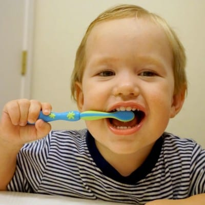 Tooth Care for Toddlers