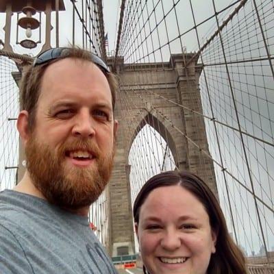 NYC Trip: Brooklyn Bridge and The Met