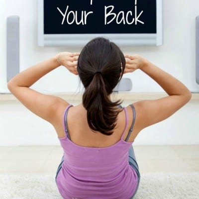 Back Workout at Home