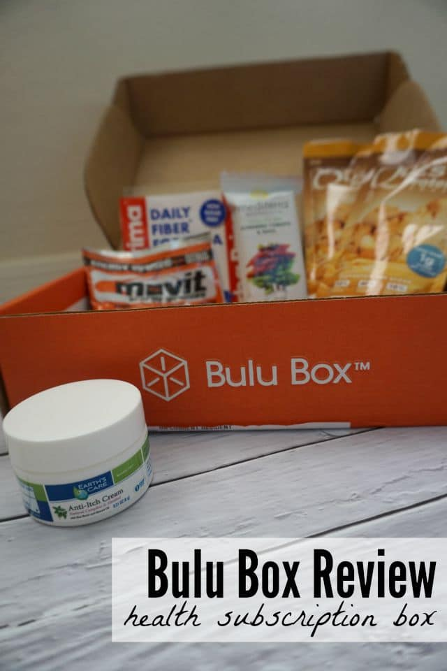 Bulu Box- September 2015