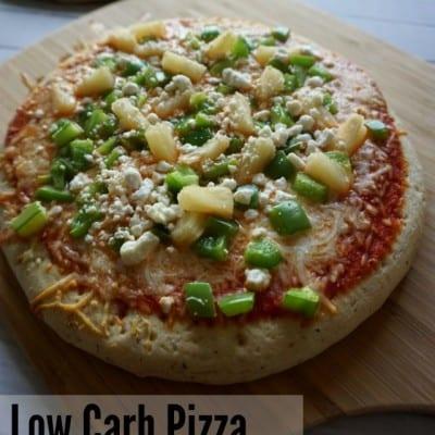 Low Carb Pizza Recipes