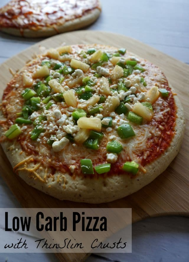 Low Carb Pizza, yep it's possible. Check out my low carb pizza recipes!