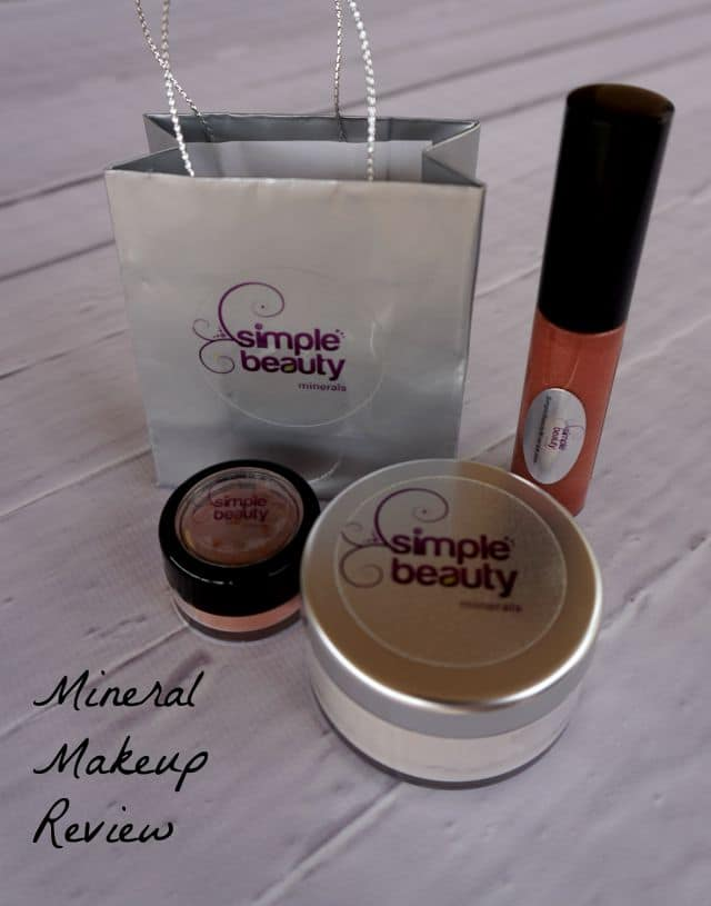 Simple Beauty Minerals Review (ad)