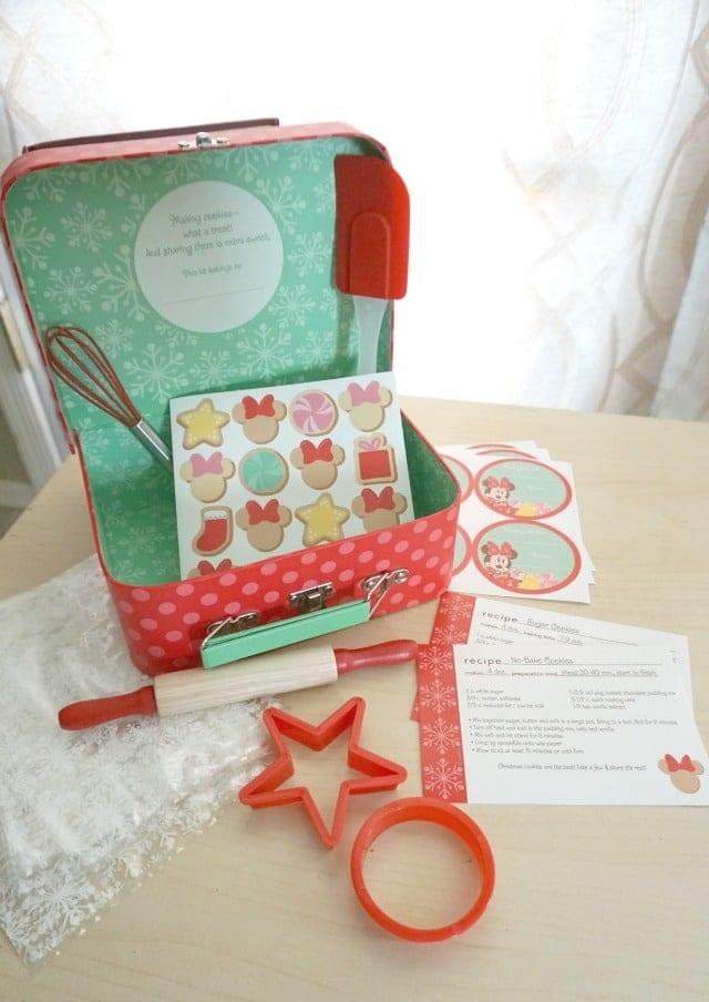 Minnie Mouse Baking Kit