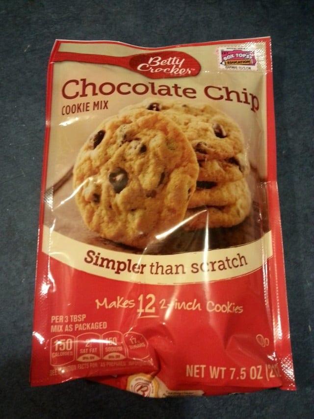 Betty Crocker Cookie Mix