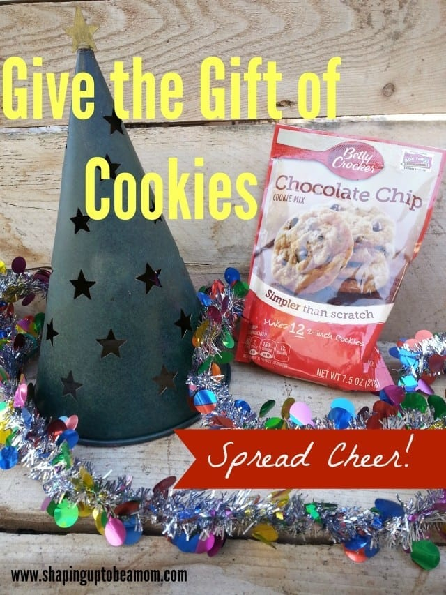 Give the Gift of Cookies and #SpreadCheer with Betty Crocker #ad