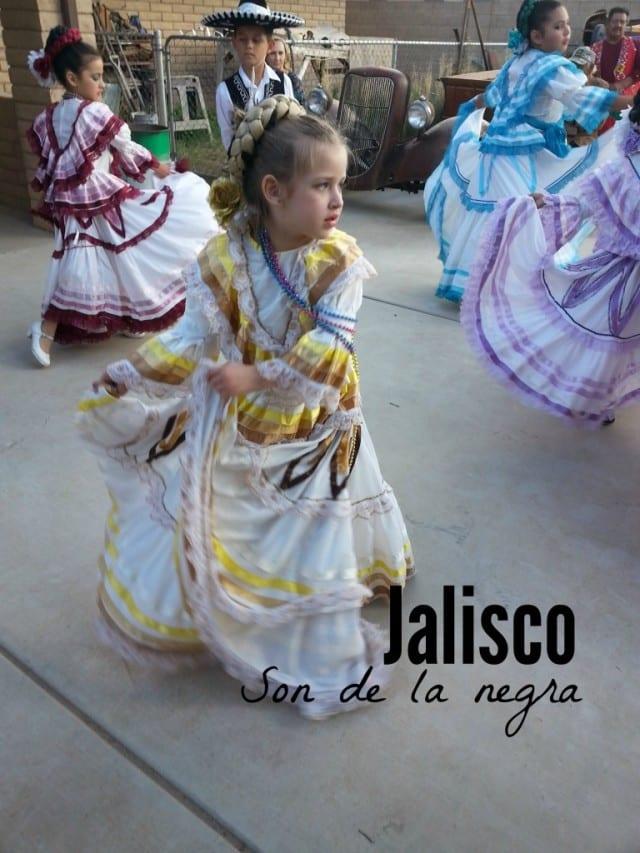 Jalisco son de la negra