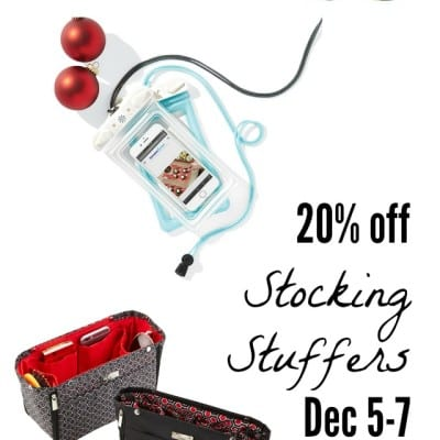 Contain Yourself: Stocking Stuffers They'll Love