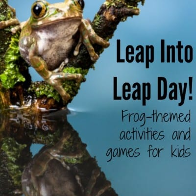 Leap Into Leap Day: Frog-Themed Fun for Kids
